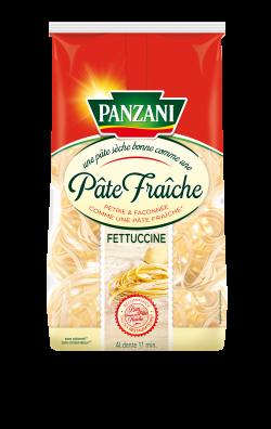 Fettuccine qualité pâte fraîche, Panzani (400 g)