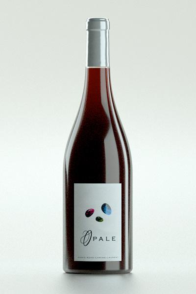 Domaine de Thulon rouge Opale 2011 AOP
