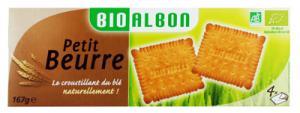 Petit beurre BIO, Bio Albon (167 g)