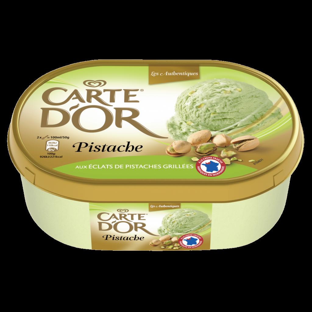 Glace Pistache, Carte d'Or (1 L)