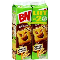 BN au chocolat LOT DE 2 (2 x 16, 590 g)