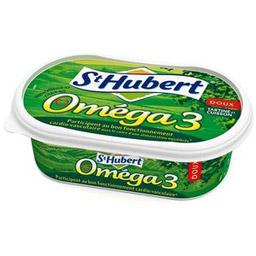 Margarine omega 3 doux, St Hubert (255 g)