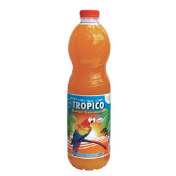 Jus d'orange gourmande, Tropico (1,5 L)