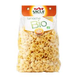 Pâtes Lumache Bio, Sacla (500 g)