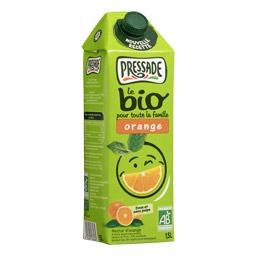 Nectar d'orange BIO, Pressade (1,5 L)