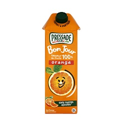 Bon Jour orange, Pressade (1,5 l)
