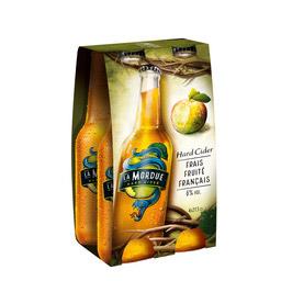 Cidre Hard Cider La Mordue Original (4 x 27,5 cl)