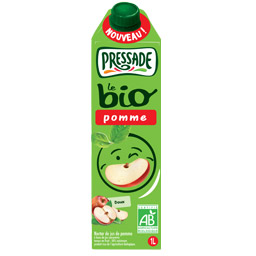 Nectar de pommes BIO, Pressade (1 L)