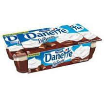 Danette Liégeois au chocolat (8 x 100 g)
