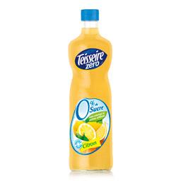 Sirop de citron 0%, Teisseire (1 L)