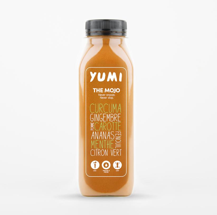 "Jus ""The mojo"", Yumi (33 cl)"
