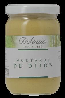 Moutarde de Dijon BIO, Delouis (200 g)