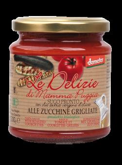 Sauce tomate aux courgettes, Le Delizie di Mamma  (300 g)