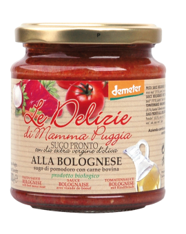 Sauce tomate à la bolognaise, Le Delizie di Mamma  (300 g)