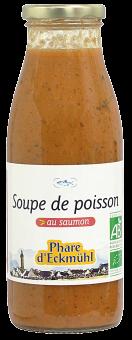Soupe de poisson au saumon, Phare d'Eckmuhl (500 g)