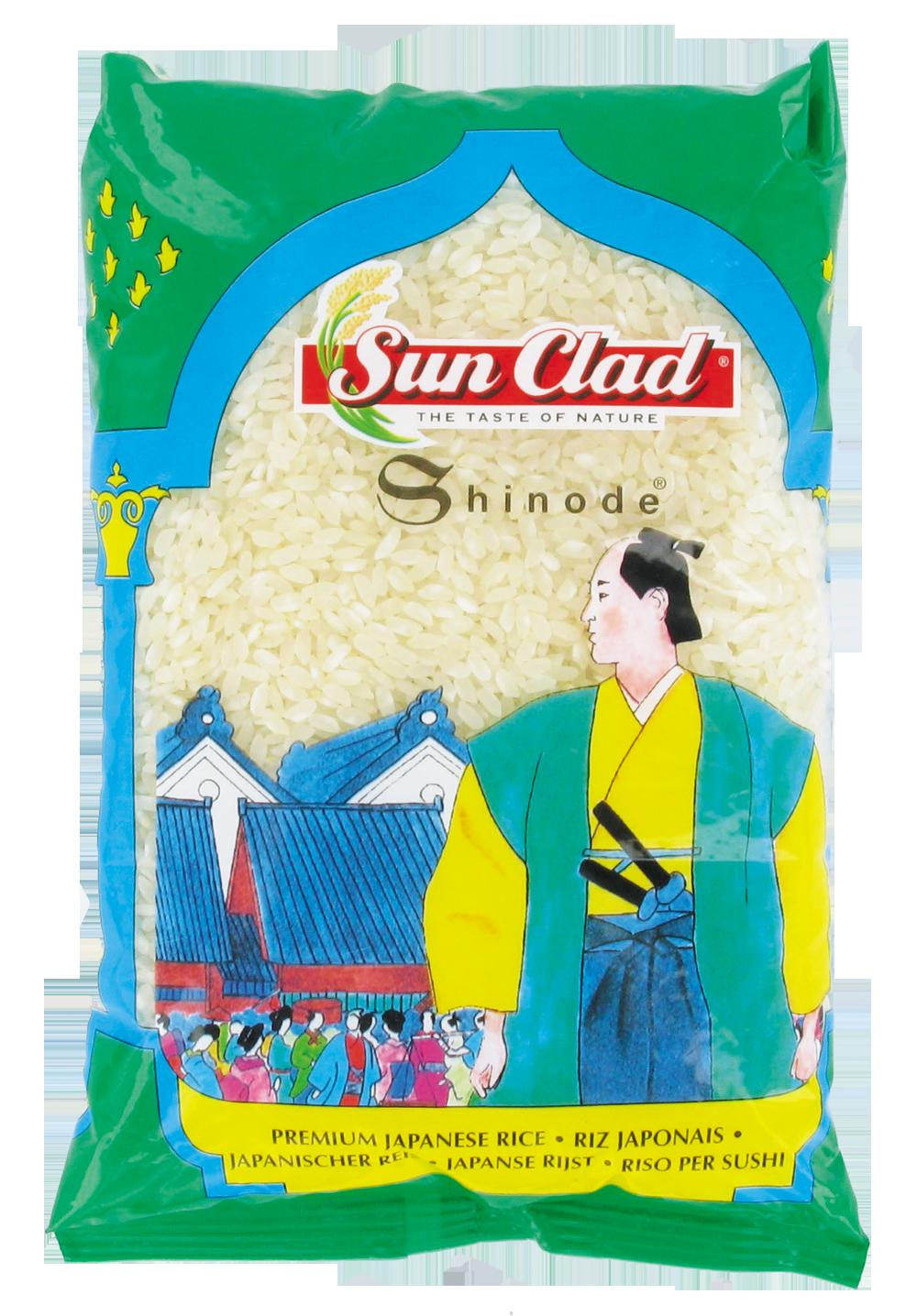 Riz rond japonais Shinode pour sushi (1 kg)