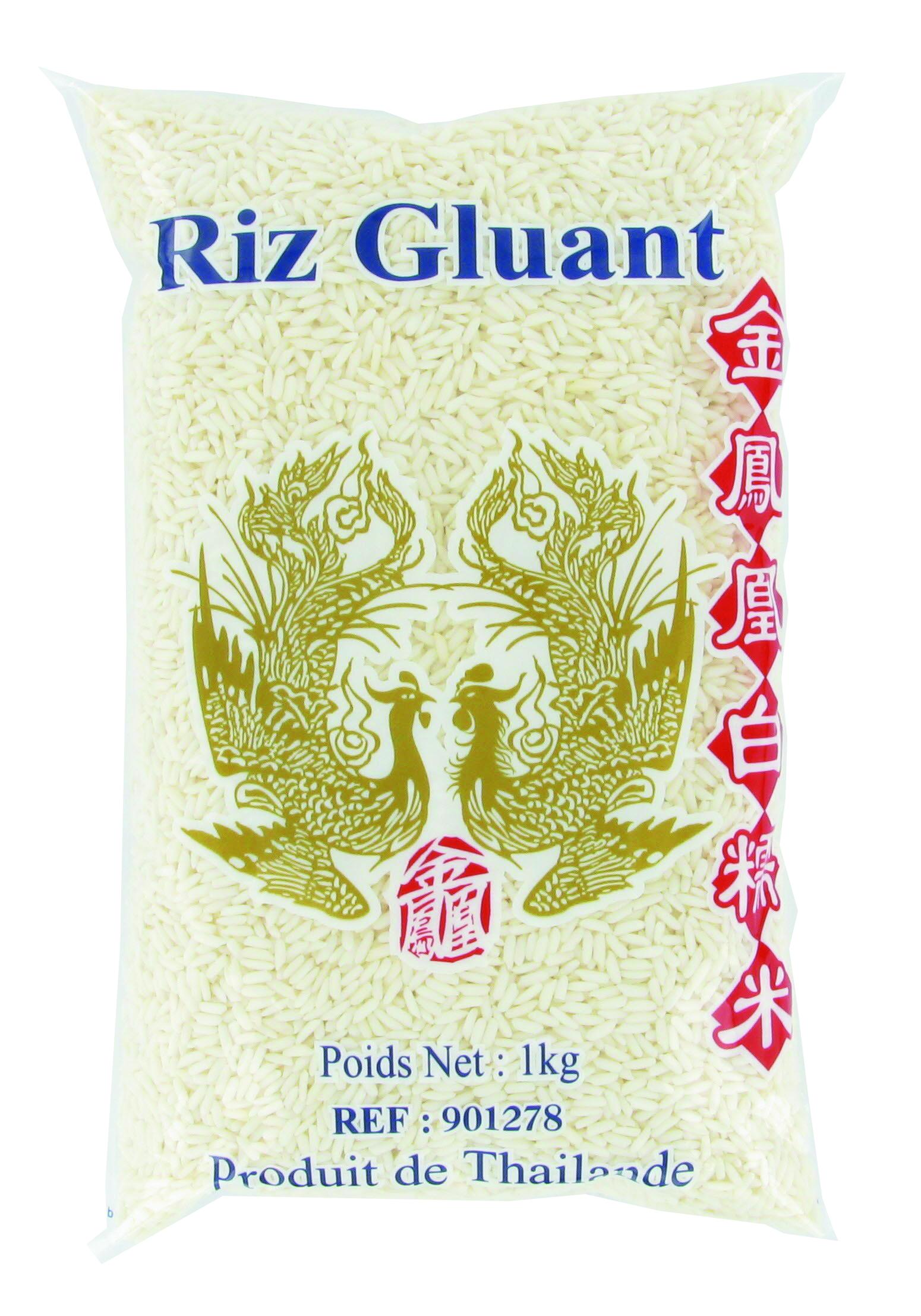 Riz gluant Phenix (1 kg)
