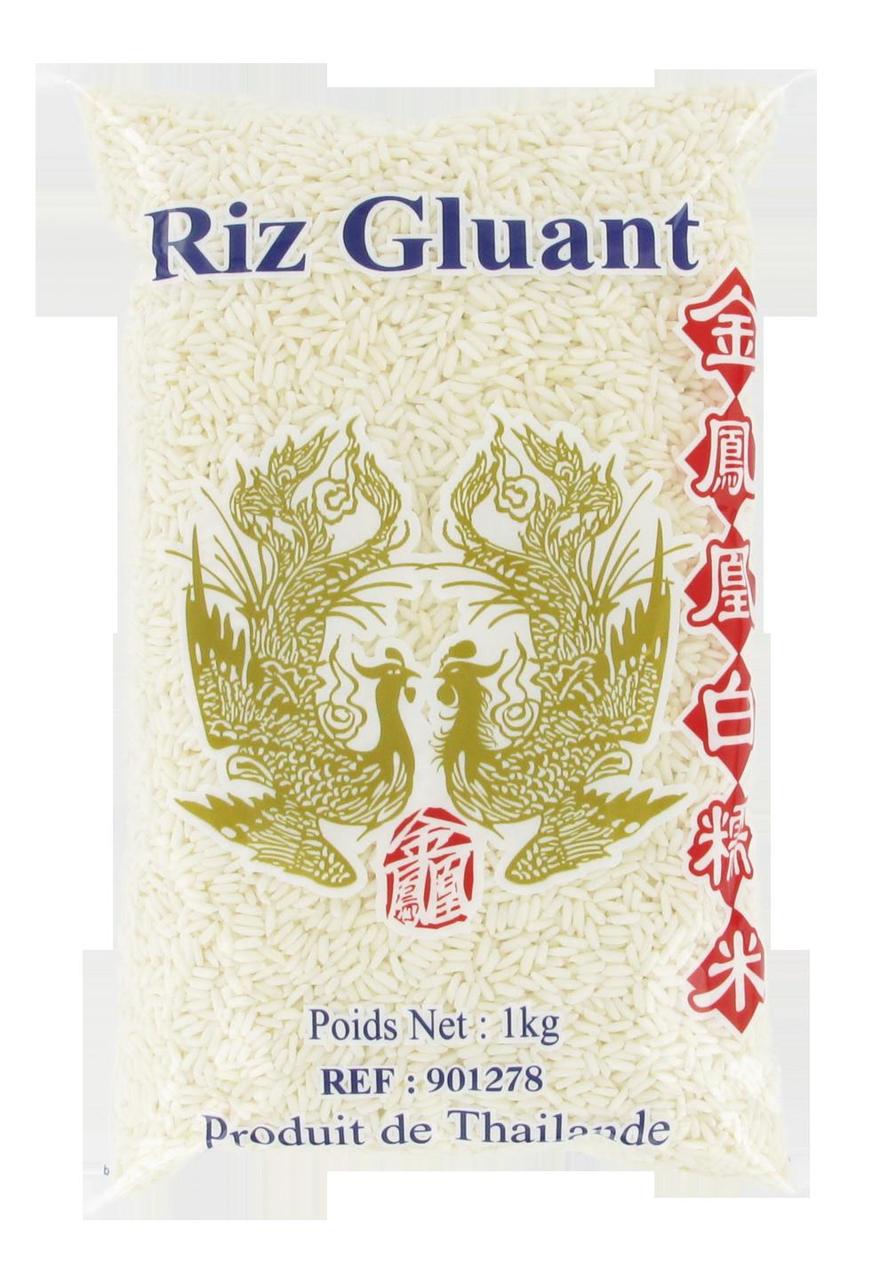 Riz gluant, Phenix (1 kg)