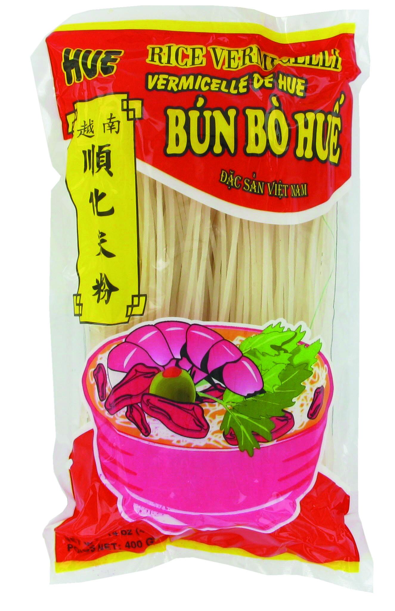 Vermicelles de riz, Bun Bo Hue (400 g)