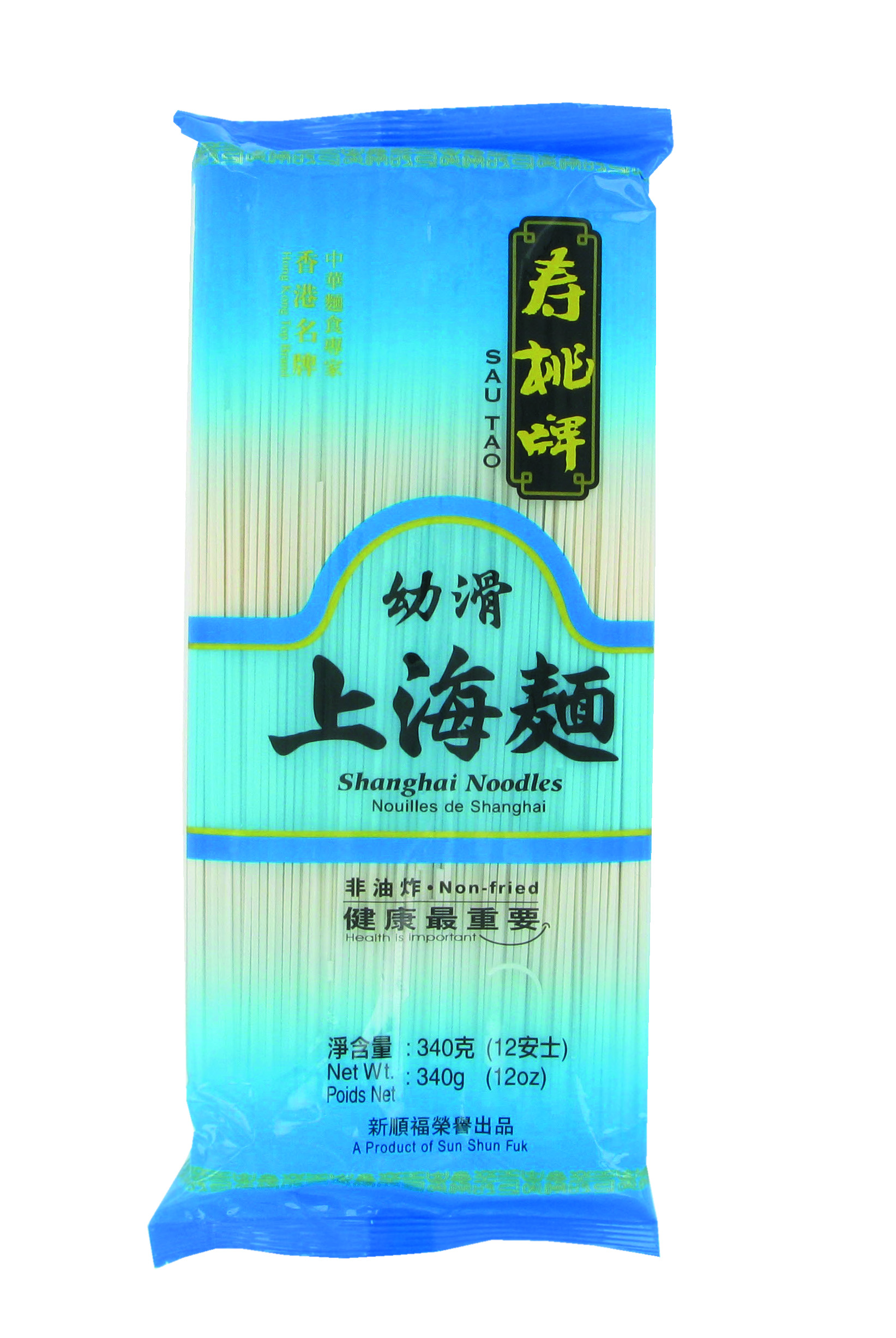 Nouilles Shanghaï, Sau Tao (340 g)