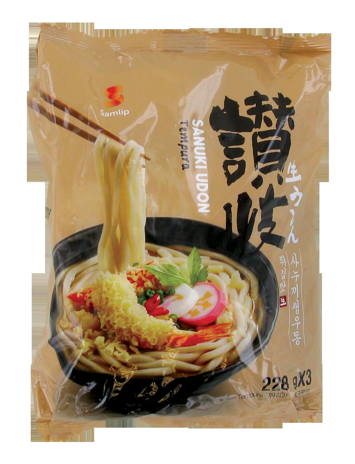 Udon saveur tempura (3 x 228 g)