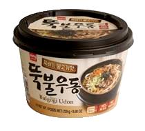 Udon saveur Bulgogi, Wang (229 g)