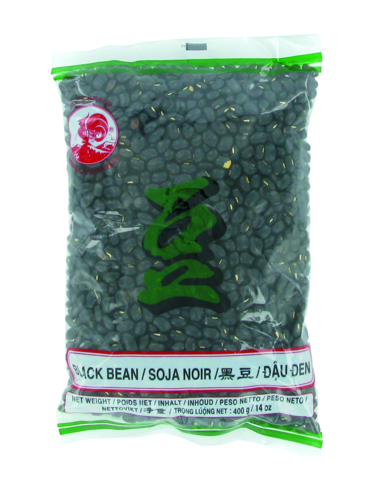 Haricots (soja) noirs, Cock (400 g)