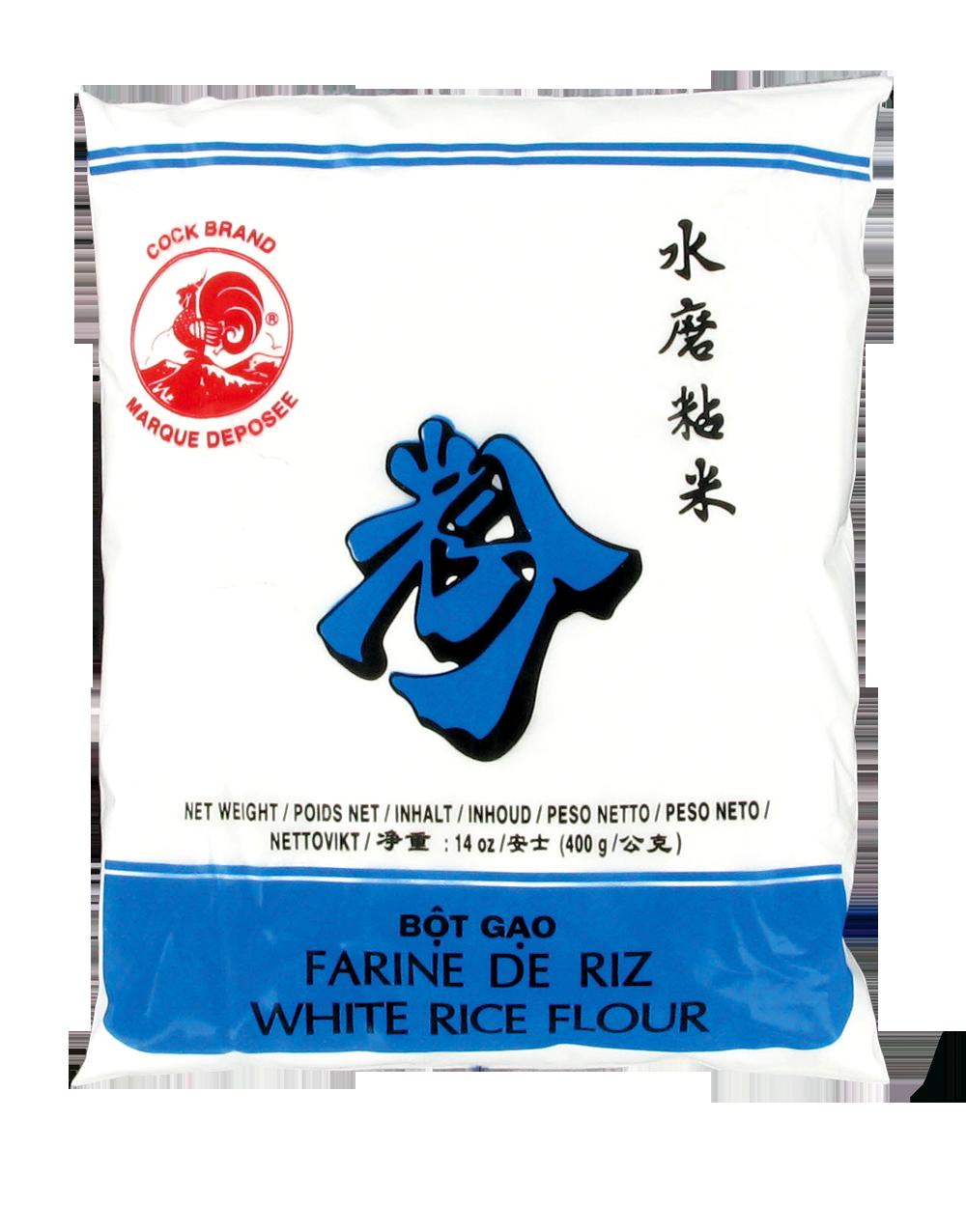 Farine de riz, Cock (400 g)