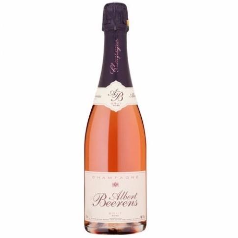 Champagne Rosé Albert Beerens (75 cl)
