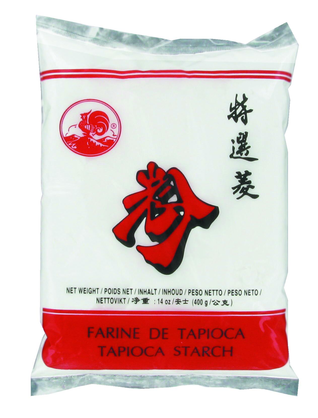 Amidon (ou farine) de tapioca Cock (400 g)