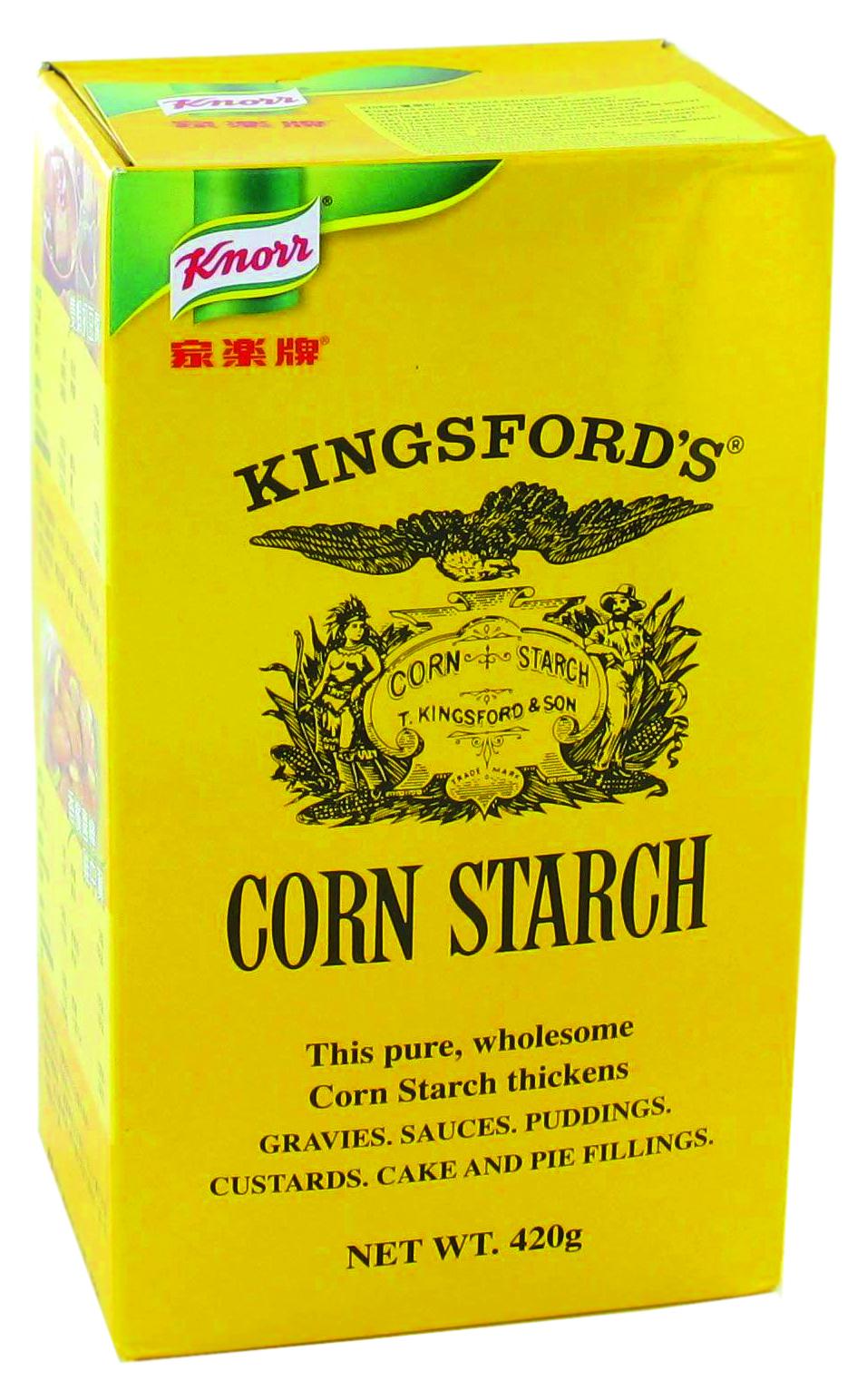Farine de maïs, Kingsford's (420 g)