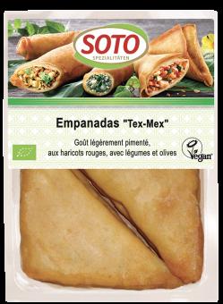 Empanadas Tex-Mex, Soto (x 4, 250 g)