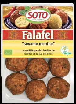 Falafel Sésame menthe, Soto (x 12, 220 g)