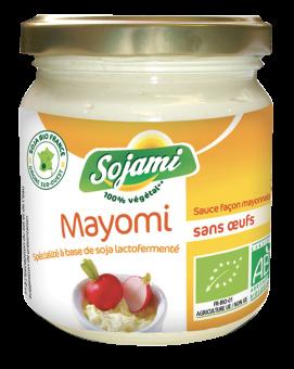 Sauce façon mayonnaise, Le Sojami (190 g)