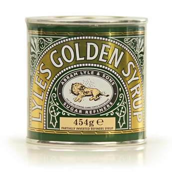 Golden syrup, Lyle's (454 g)