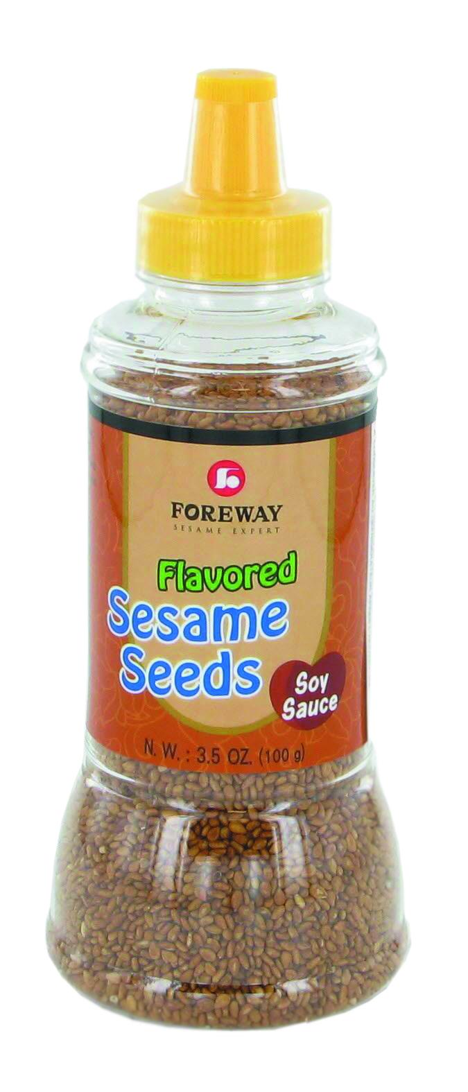 Graines de sésame goût soja Foreway (100 g)