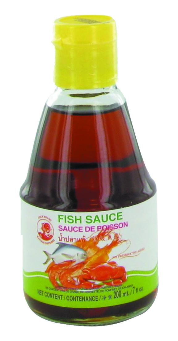 Sauce de poisson nuoc mam Cock (20 cl)