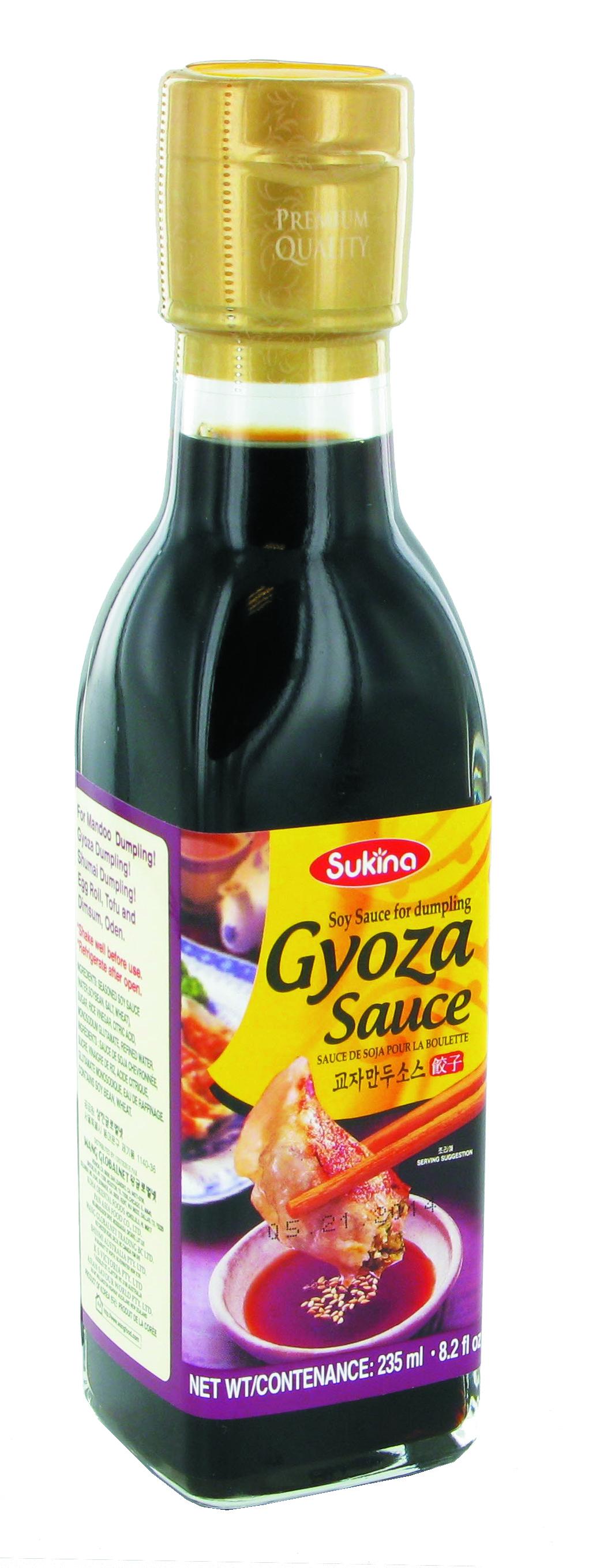 Sauce pour gyoza, Sukina (23,5 cl)