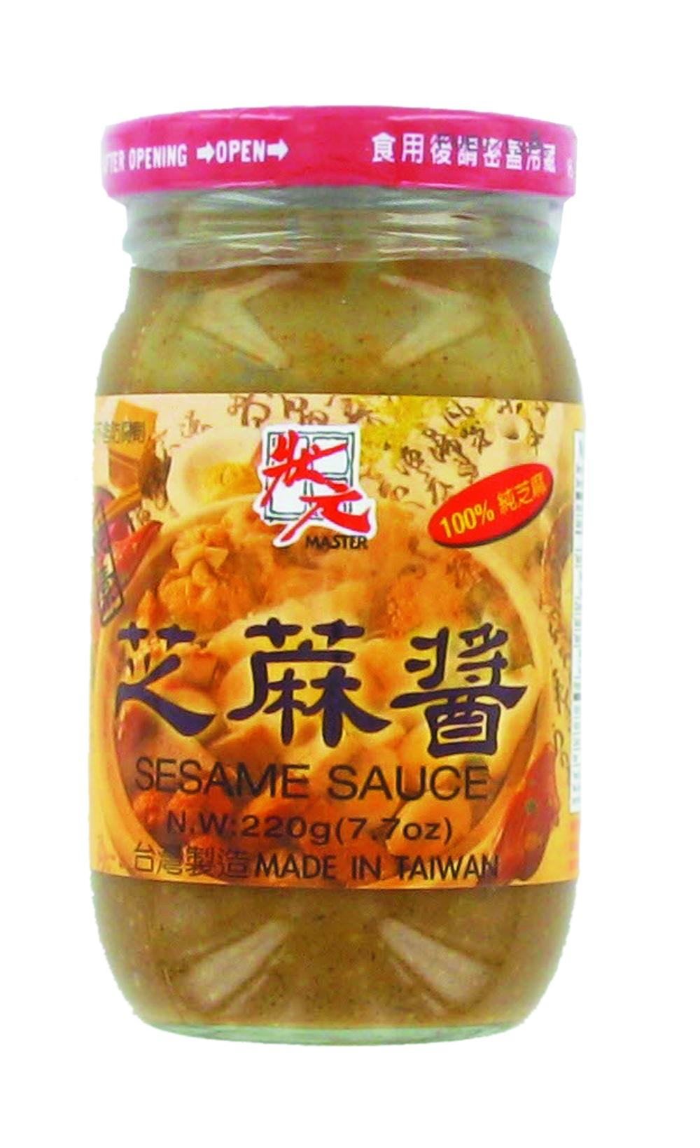Sauce de sésame blanc Master (220 g)