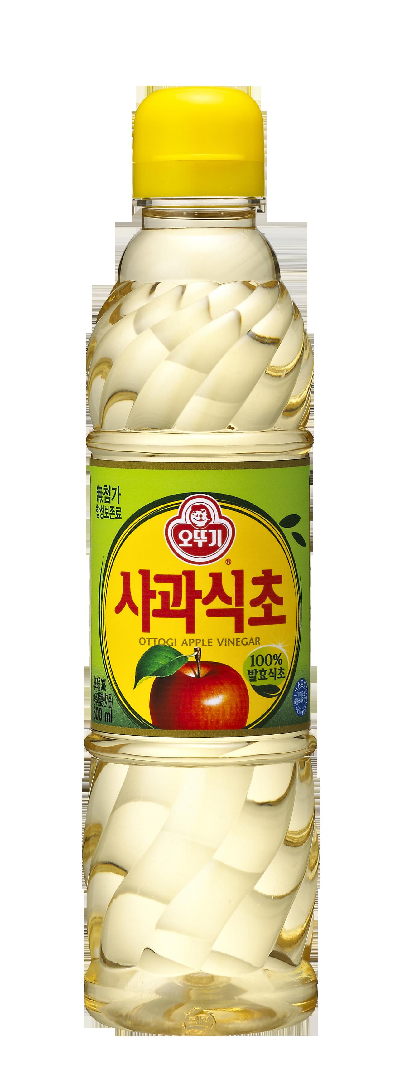Vinaigre de pomme, Ottogi (500 ml)