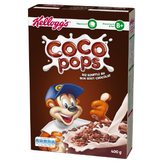 Céréales Coco Pops, Kellogg's (400 g)
