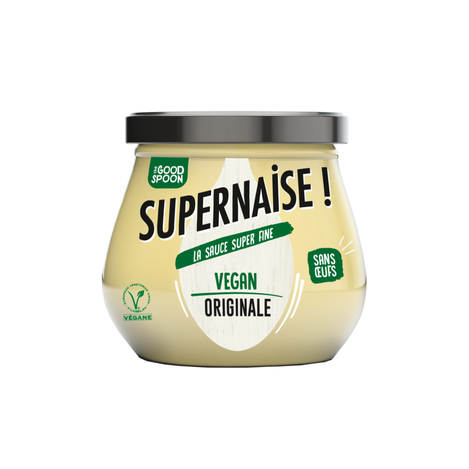 Sauce vegan Originale Supernaise, The Good Spoon (250 g)
