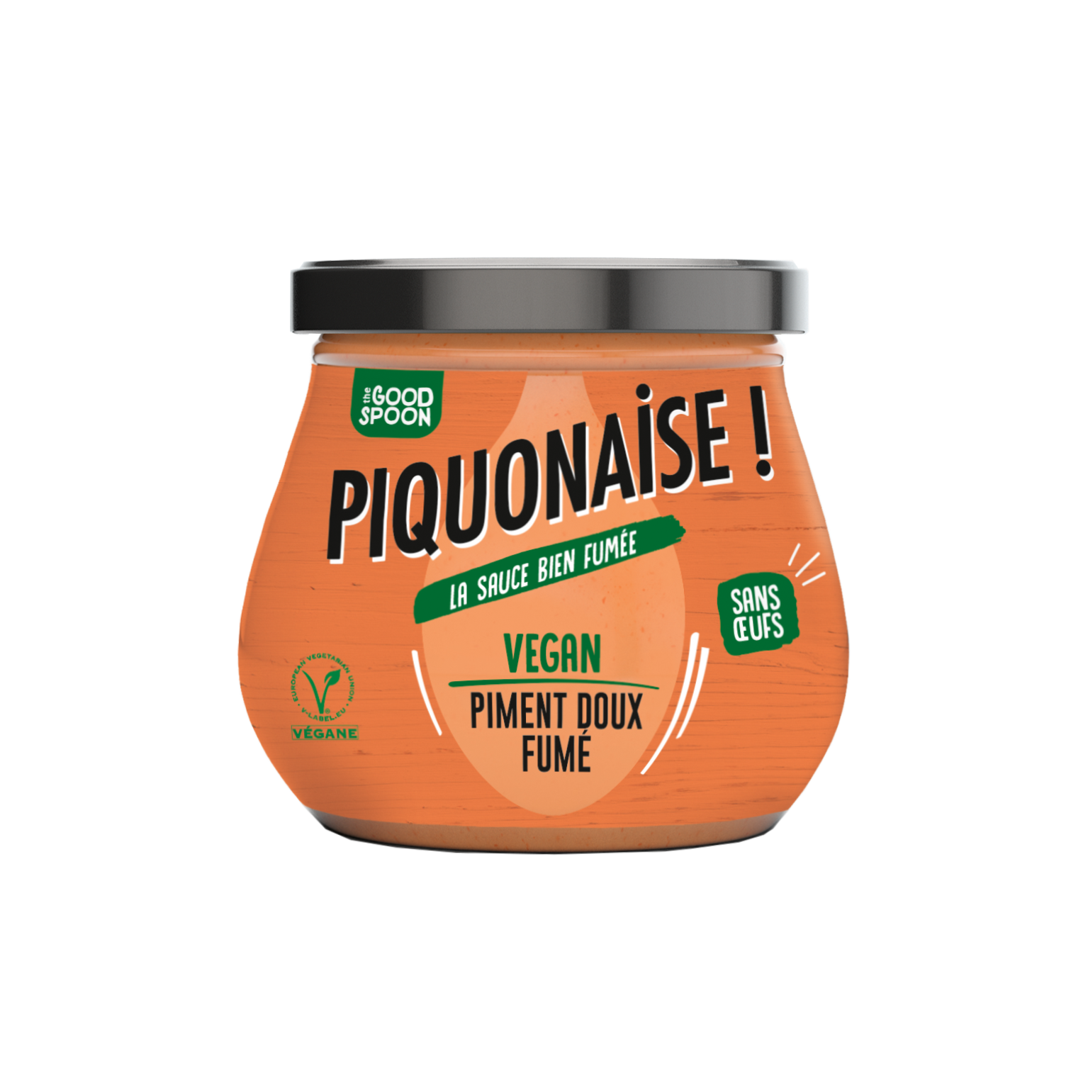 Sauce vegan Piquonaise, The Good Spoon (250 g)