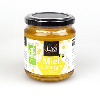 Miel d'oranger BIO, Ibo (400 g)