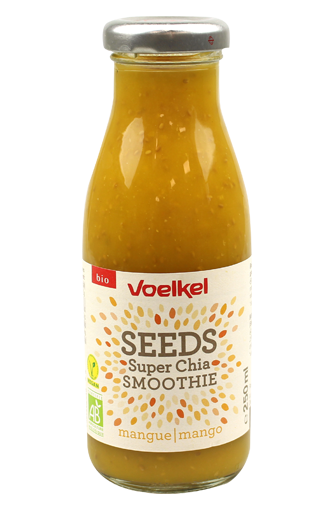 Smoothie chia mangue BIO, Voelkel (25 cl)