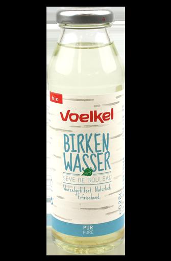 Sève de bouleau pure BIO, Voelkel (280 ml)