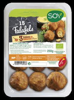 Falafels BIO, Soy (x 15, 250 g)