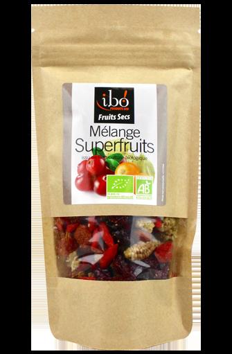 Mélange de super fruits BIO, Ibo (100 g)