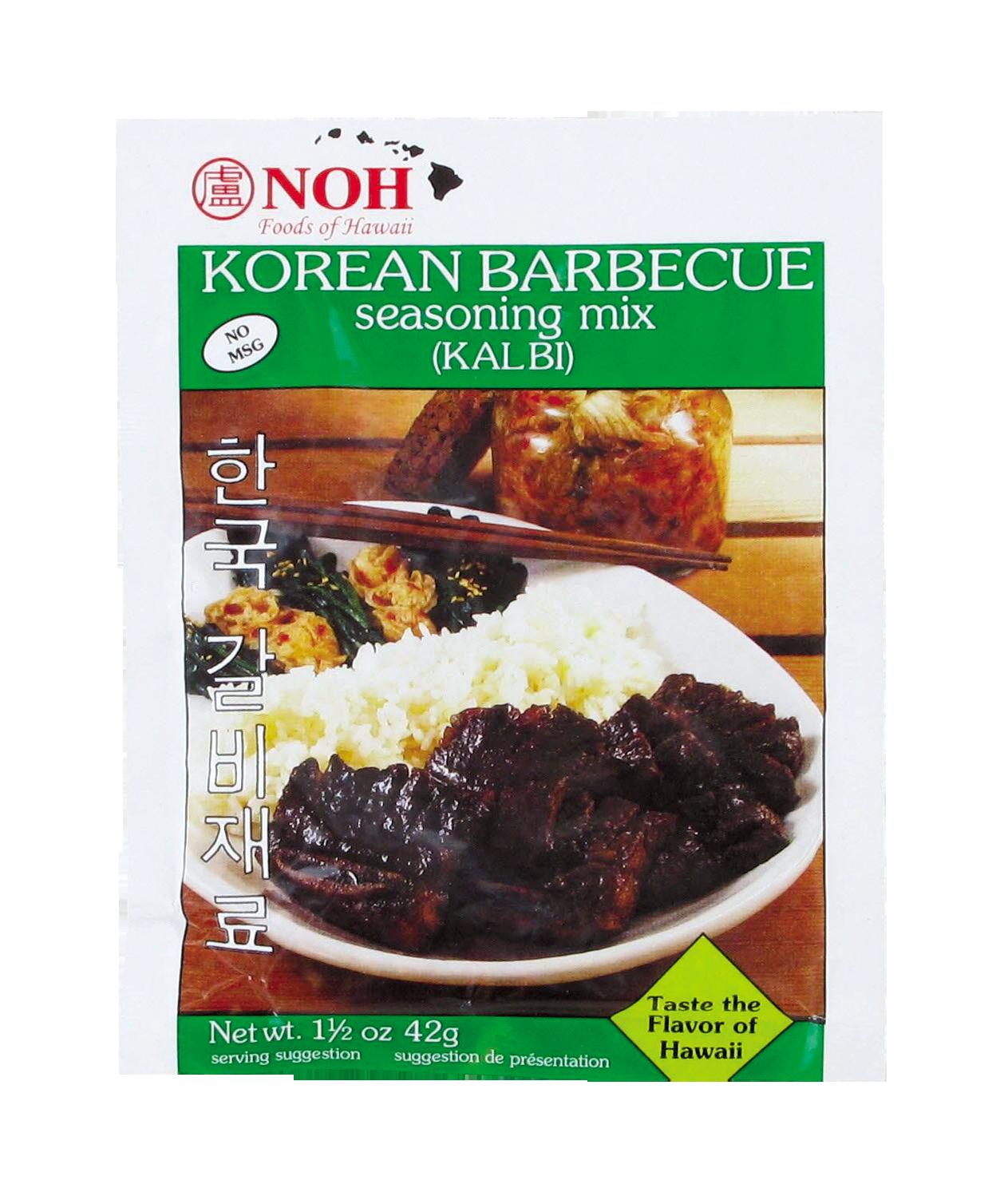 """Préparation pour """"barbecue coréen Kalbi"""", Noh (42 g)"""