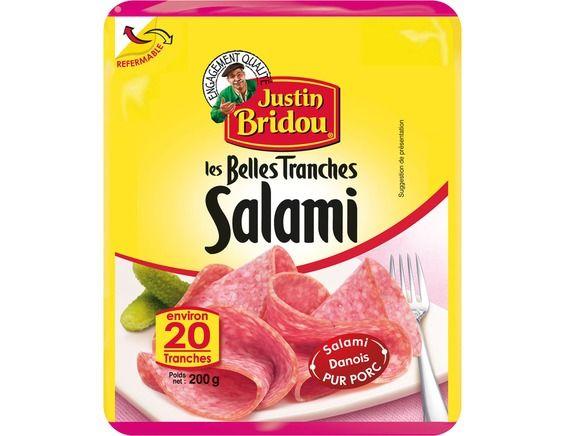 Salami, Justin Bridou (200 g)